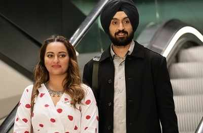 Welcome to New York movie review: Diljit Dosanjh, Sonakshi Sinha, Karan Johar film is amateurishly conceived and executed