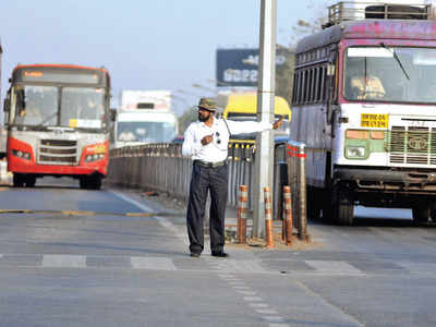 PMPML will allow heavy vehicles on BRTS routes