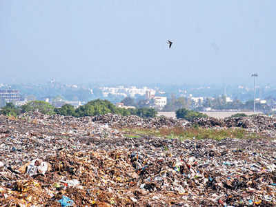 PMC wants to dump rejected waste at Uruli due to COVID-19 cases