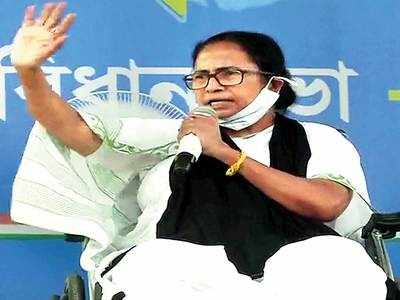 Will give reply of bullets with ballots: Mamata