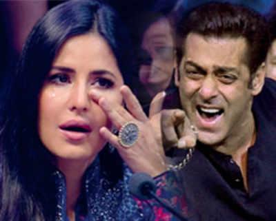 When Salman Khan made Katrina Kaif laugh