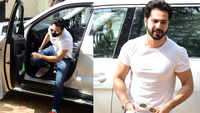 'Dulha' Varun's car met with a minor accident on the way to Alibaug: Reports
