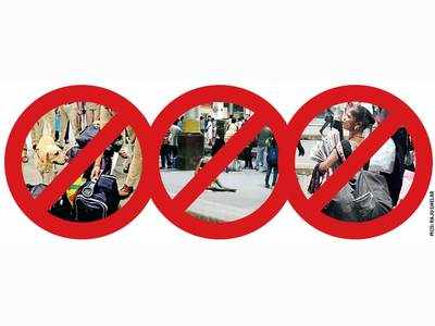 To create safe environment, Central Railway to turn CSMT into a no crime, no begging and no hawking zone