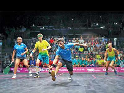 Coaches or administrators, Indian squash players question the roles of Cyrus Pooncha, Bhuvneshwari Kumari