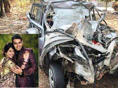 Bangalore techie and wife killed in Expressway crash
