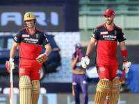 IPL 2021: De Villiers, Maxwell fire RCB to win against KKR