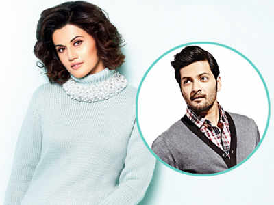 Taapsee, Ali's film in a soup