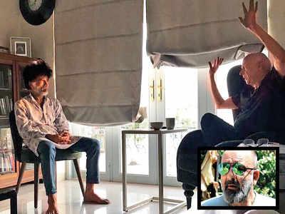 Exclusive: Makarand Deshpande turns a godman for Alia Bhatt and Aditya Roy Kapur's Sadak 2