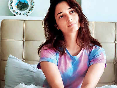 Tamannaah Bhatia, who tested Covid-19 positive while shooting in Hyderabad, gives herself another week to get back on the set