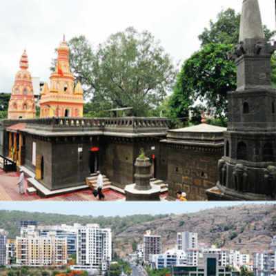 Chinchwad Temple Trust wins land dispute cases, but compensation is Rs 5