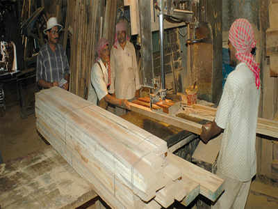Importers to challenge inspection fee on timber
