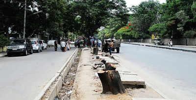 Sarjapura Road to get a 3-metre-wide median