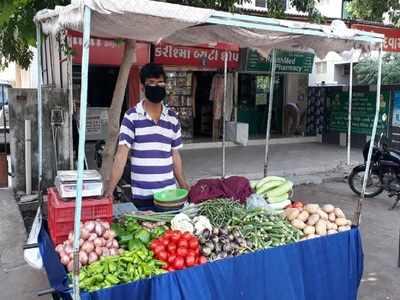Rajkot school principal sells veggies to shore up finances