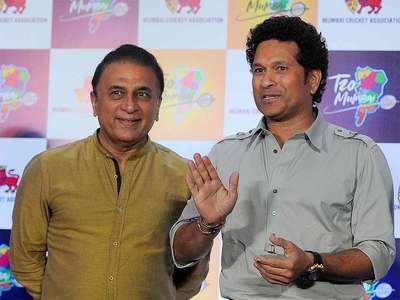 Always tried to be like Gavaskar, that has never changed: Sachin Tendulkar