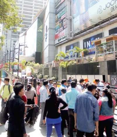 Mantri Mall reopens from today