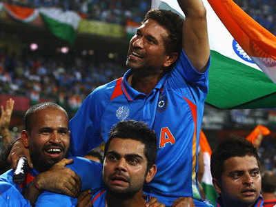 On this day in 2013: Sachin Tendulkar bid adieu to international cricket