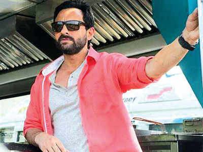 Chef: Saif Ali Khan returns as the modern, urban man