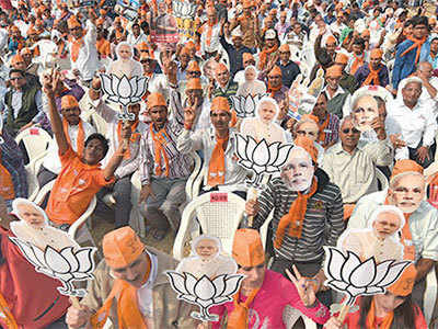 BJP loses ground in Kalol municipality too