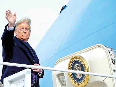 Besides Ahmedabad, which cities do you think Trump should visit and why?