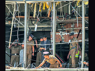 'NTJ leader died in Lanka blast'