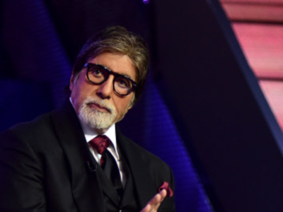 Amitabh Bachchan on Maharashtra floods: Many stars do charitable work but don't discuss it