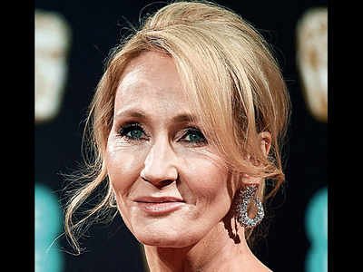 Rowling returns US award after row over her trans comments