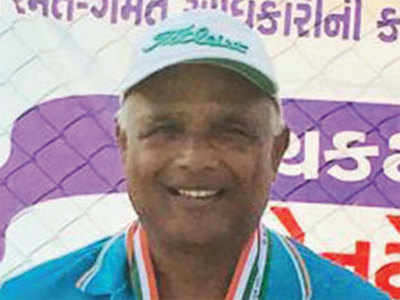 Doubles title for Yogesh in Sr national tournament