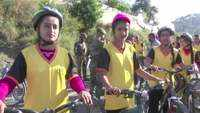 Cycling expedition organised by RR Romeo Force in Rajouri