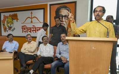 Shiv Sena: Patriotism not any party's monopoly