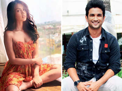 Rhea Chakraborty and Sushant Singh Rajput to pair up in a film together?