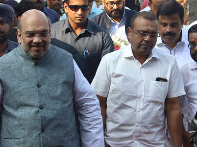 BJP fields BDJS' Thushar Vellappally against Rahul Gandhi in Wayanad