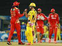 IPL 2021: Chennai Super Kings beat Punjab Kings by 6 wickets