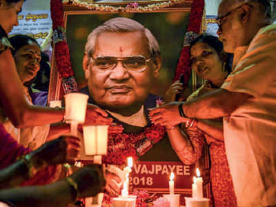 What do you think Atal Bihari Vajpayee will be remembered for?