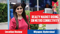 Realty market riding on metro connectivity | Location Review: Miyapur, Hyderabad