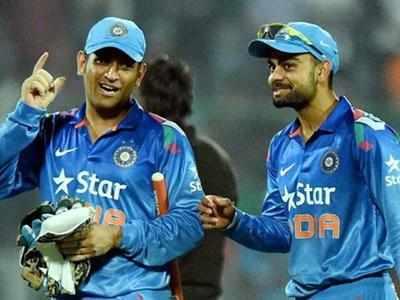 Virat Kohli, Mahendra Singh Dhoni, Bhuvneshwar Kumar, Jasprit Bumrah and Hardik Pandya rested from T20I tri-series squad