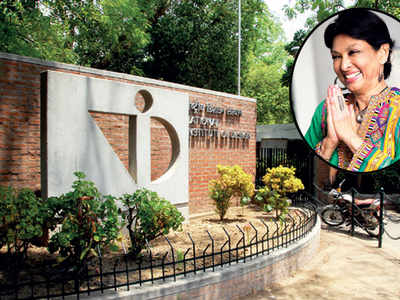 NID puts off convocation after inviting Modi critic Sarabhai