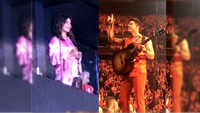 Nick Jonas' 'I Love You' gesture for lady love Priyanka Chopra at a concert proves he is the best husband