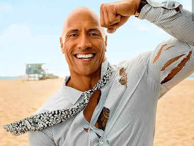 Actor Dwayne Johnson, family test positive for COVID-19