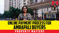 Online payment process for Amrapali buyers