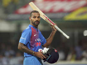 Dhawan's return to form was important ahead of Oz tour: Rohit
