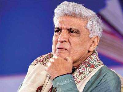 Their intentions were not right: Javed Akhtar on finding his name on the poster of the Modi biopic