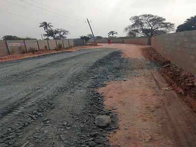 Finally, a road to Chrysalis School