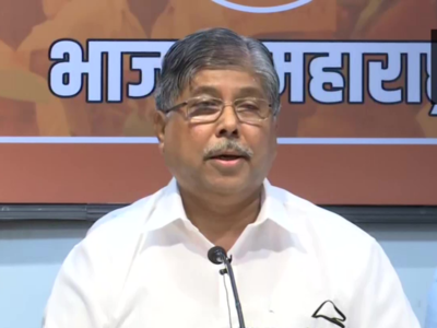 Two more Maharashtra ministers will quit in 15 days: BJP leader Chandrakant Patil