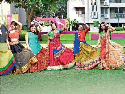 Garba moves to residential societies of Ahmedabad this Navratri, following club restrictions