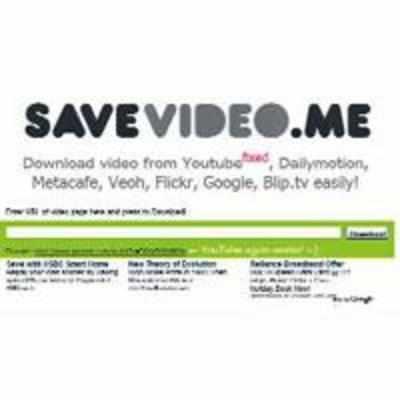 Savevideo Me