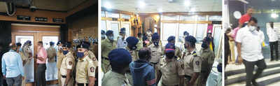High drama as ACB raids office of PCMC standing committee chairman