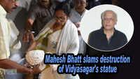 Mahesh Bhatt slams destruction of Vidyasagar's statue in Kolkata during a political roadshow