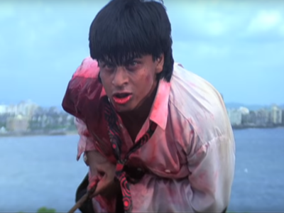 26 Years of Baazigar: When Shah Rukh Khan nailed his negative role and gave everyone the chills