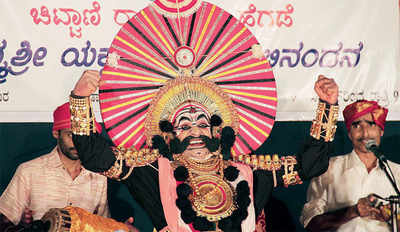 Mangaluru: Yakshagana legend no more