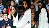 Deepika Padukone attends Wimbledon final, looks like a vision in white pantsuit